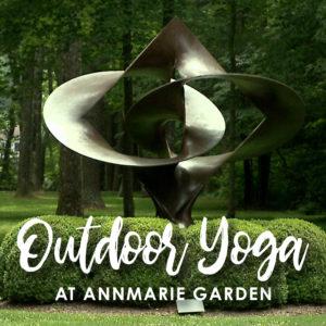 Annmarie Garden Yoga