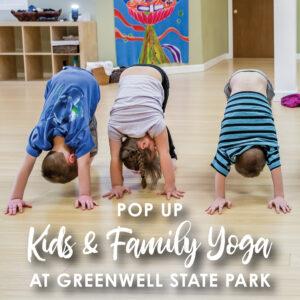 Kids & Family Yoga